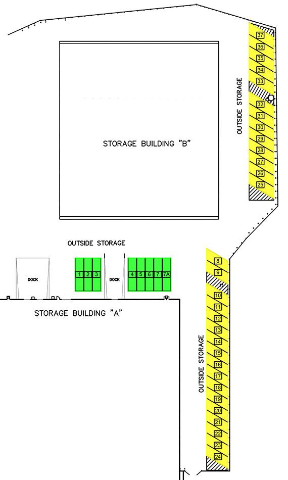 Unit Size ...  sc 1 st  Menards Self Storage u2014 Site Tour & Menards Self Storage u2014 Site Tour