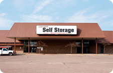 Menards Self Storage in West Burlington